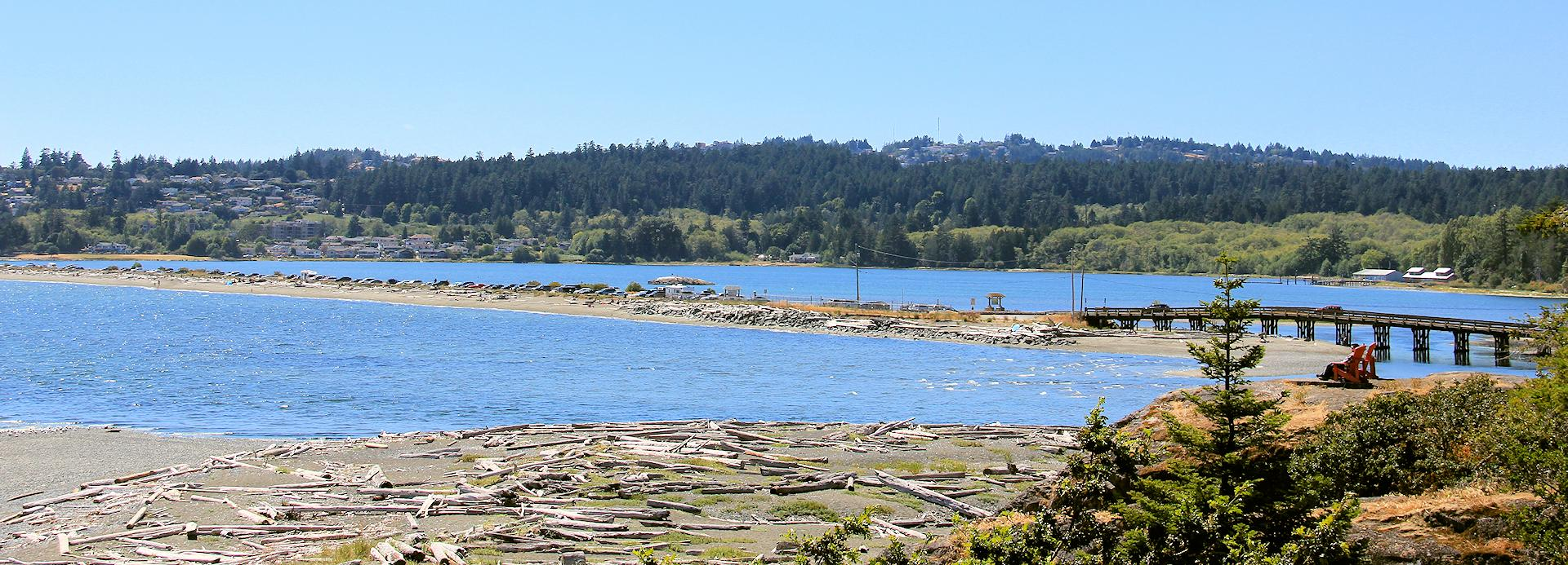 <h4>COMMUNITY & LIFESTYLE</h4><br><h5>Colwood Waterfront and Esquimalt Lagoon</h5>