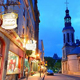 Quebec, PQ, Canada