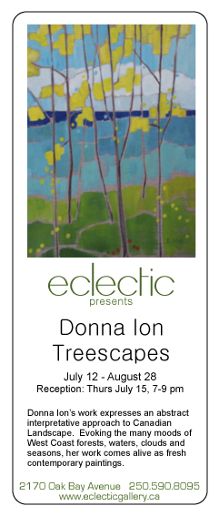"Donna Ion ""Treescapes"""