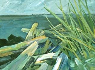 Grasses at Esquimalt Lagoon