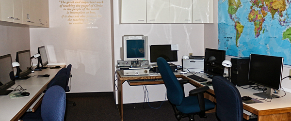 Family History Centre Equipment
