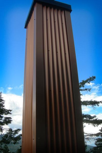 Corrugated Steel Siding Photos