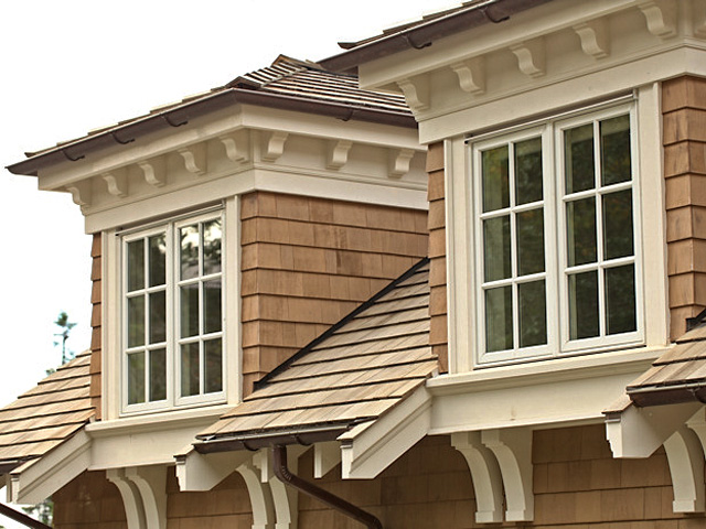 Continuous 6 Inch Steel Gutters Eavestroughs Victoria Bc
