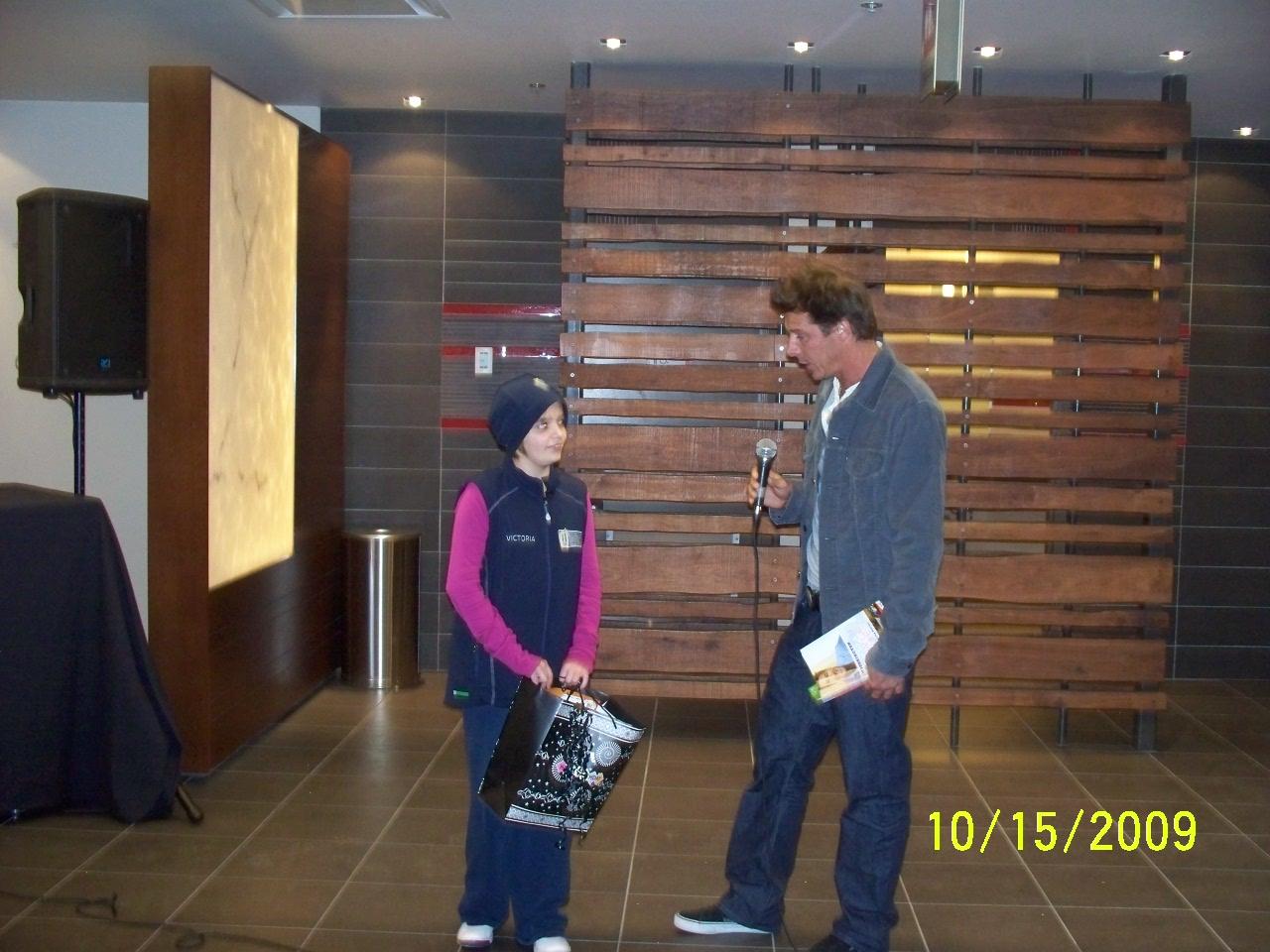 Ty Interviews Jeneece